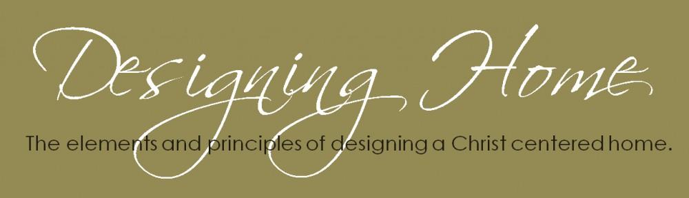 designingachristianhome