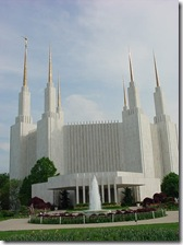 Washington D.C. LDS Temple